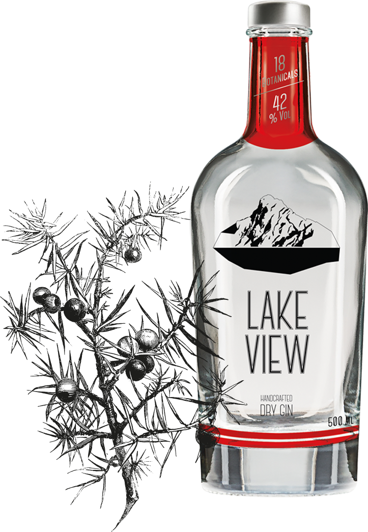 LAKEVIEW Dry Gin